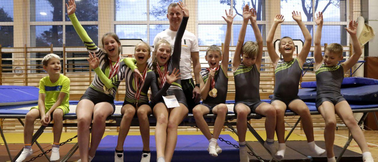 Zdobywamy medale